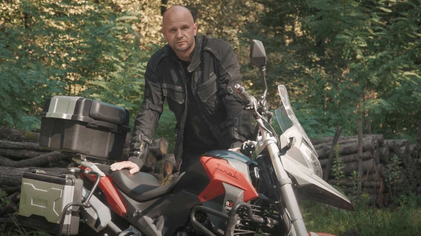 Junak RX ONE 125 – test motocykla